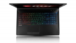 NOTEBOOK MSI GP62MVR 7RFX - 893XVN(CORE I7 7700HQ/16GB/1T + 128GB/15.6/6GB/DOS)