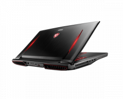 NOTEBOOK MSI GT73EVR 7RE TITAN(CORE I7 7700HK/16GB/1T + 128GB*2/17.3/8GB/DOS)