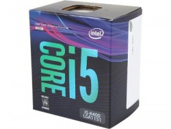CPU INTEL CORE i5 8400 (2.8Ghz, 9MB Cache, LGA1151V2) COFFEELAKE