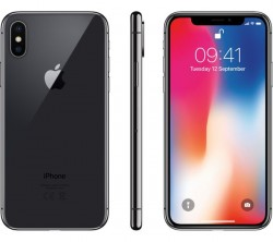 apple iphone x256gb silver/black (chính hãng)