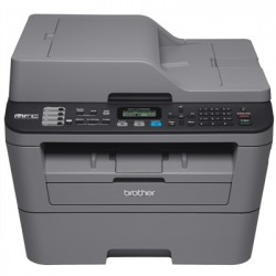 PRINTER BROTHER LASER MFC-L2701DW (In 2 MAT-FAX-SCAN-COPY-NW-WIFI)
