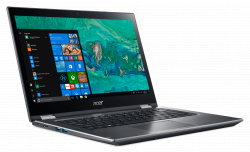 NOTEBOOK ACER SP314- 51- 57RM (CORE I5 8250U/4G/1T/14F/WIN)