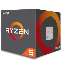 CPU AMD RYZEN 5 2600 (3.4 Ghz Turbo 3.9Ghz, 6C/12T, 19MB, 65W) AM4