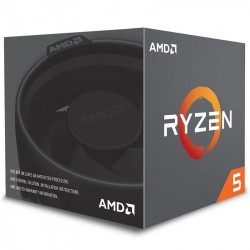 CPU AMD RYZEN 5 2600X (3.6 Ghz Turbo 4.2Ghz, 6C/12T, 16MB, 65W) AM4
