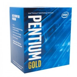 CPU INTEL PENTIUM GOLD G5500 (3.8Ghz, 2C/4T, 4MB, 1151V2) COFFEELAKE