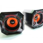 SPEAKERS BL A8 (USB, 2.0, 3Wx2)