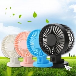 Quạt mini cắm cổng Usb mini two blade fan