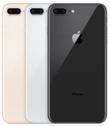 APPLE IPHONE 8 PLUS 64GB GRAY