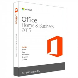 Office Home and Business 2016 32-bit/x64 English APAC EM DVD(T5D-02695