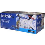 Toner brother tn155c (cyan for hl-40xx/  dcp-9040cn/9450cdn/9840cdw)