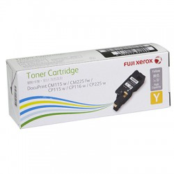 Toner cartridge xerox ct202267 yellow (cp115w/cm115w/cp225w/225fw)
