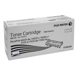 Toner cartridge qt ct202330 (for xerox p225d/225db/265dw/m225/m265z)