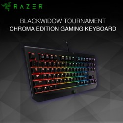 keyboard razer blackwidow tournament editon chroma(rz03-01430200-r3m1)