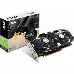 VGA CARD MSI GTX1060 6GB 6GT OCV2 DDR5 192BIT 2 FAN (TIGER)
