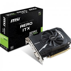 VGA CARD MSI GTX1050 AERO ITX 2GB OC DDR5 128BIT 1 FAN