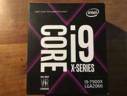 CPU INTEL CORE i9 7900X (3.3Ghz, 13.75MB Cache, LGA2066)