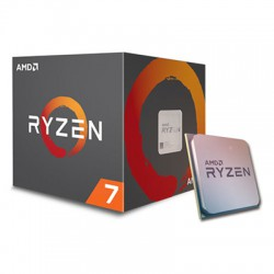 CPU AMD RYZEN 7 1700X (3.4Ghz Turbo 3.8Ghz, 16MB L3 CACHE, 95W) AM4