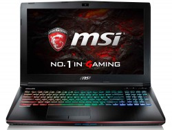 NOTEBOOK MSI GP62M 7REX-1497XVN(CORE I7 7700HQ/16B/1T+128G/15.6/4G/D
