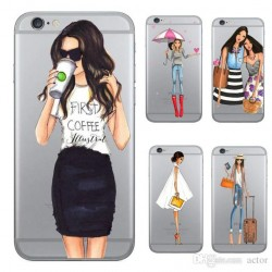 COVER IPHONE 6 PLUS GIRL FASHION