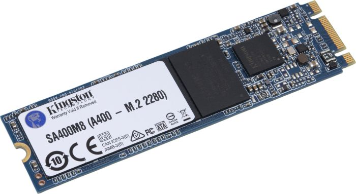 SSD KINGSTON 240GB A400 (SA400M8/240G) SATA M2 2280