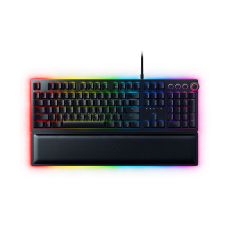 Bàn Phím Cơ Razer Huntsman Elite – Opto-Mechanical Gaming Keyboard – US Layout (RZ03-01870100-R3M1)