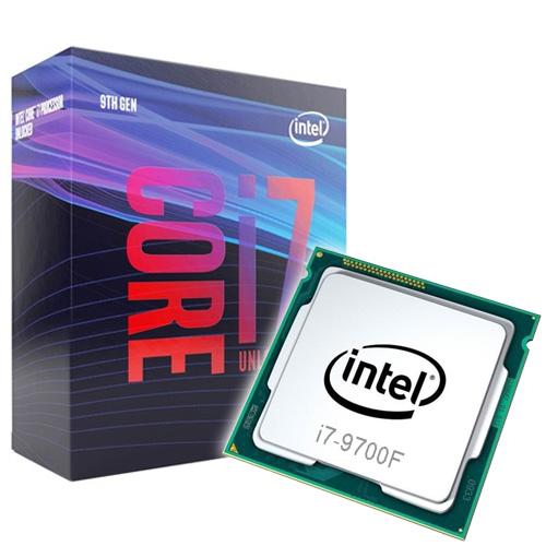 Kết quả hình ảnh cho CPU Intel Core i7-9700F