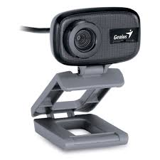 WEBCAM GENIUS FACECAM 1000x (Built-in MIC) HD 720P