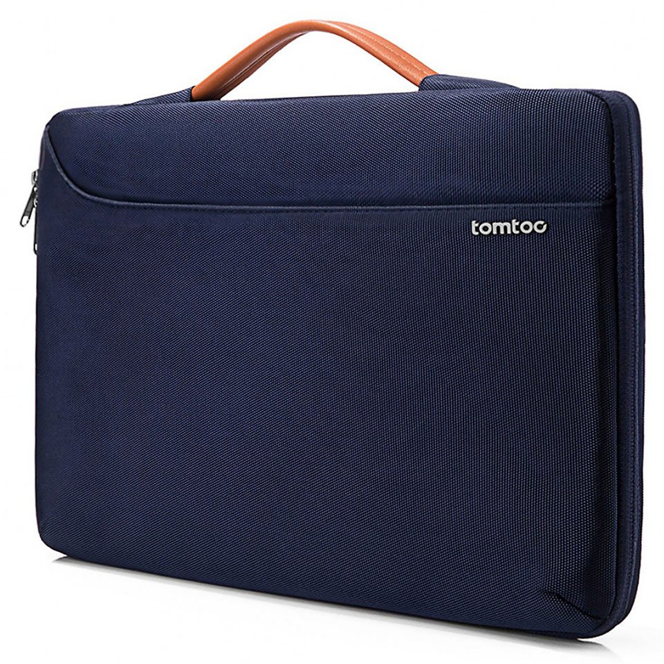 Túi chống sốc TOMTOC SPILL-RESISTANT 15 inch Dark Blue (A22-D01B02)