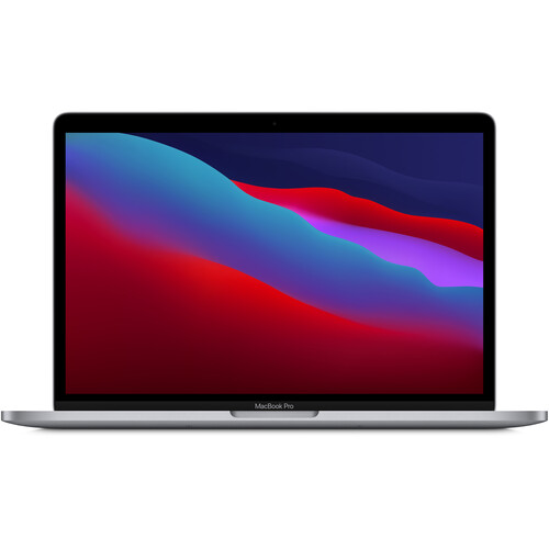 MACBOOK PRO 13 INCH 2020 M1 256GB GRAY - MYD82 (8 Core/8GB/256GB/13.3inch)