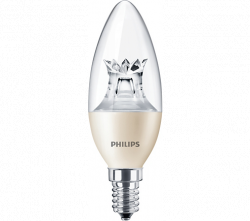 Bóng led philips 4-25w e14 2700k 230v b45 cl- nd- ap