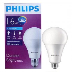 Bóng đèn philips led bulb 16-120w e27 6500k 230v a75 apr