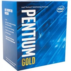 CPU INTEL PENTIUM GOLD G5400 (3.7Ghz, 2C/4T, 4MB, 1151V2) COFFEELAKE