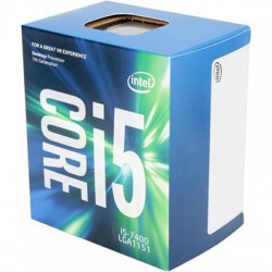 CPU INTEL CORE i5 7400 (3.0Ghz, 6MB Cache, LGA1151) KABYLAKE