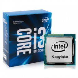 CPU INTEL CORE i3 7100 (3.9Ghz, 3MB Cache, LGA1151) KABYLAKE